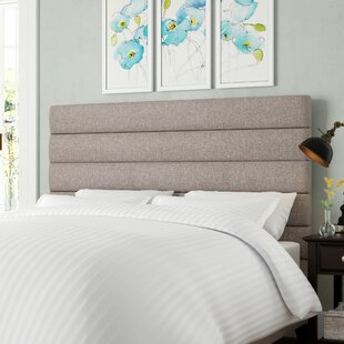 Oakgrove Upholstered Panel Headboard by Alcott Hill Great Reviews