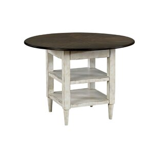 Pilkington Rustic Solid Wood Dining Table by August Grove 2019 Sale