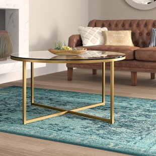 Zara Coffee Table by Mercer41 Modern