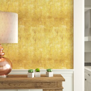 Self Adhesive Yellow Wallpaper You Ll Love In 2020 Wayfair