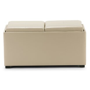 Agnon 5 Piece Storage Ottoman by Alcott Hill