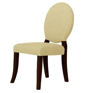 Lashley Upholstered Dining Chair by Red Barrel Studio