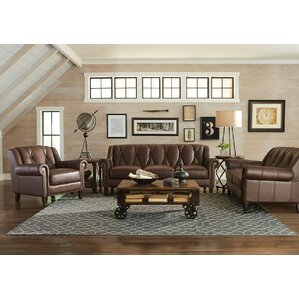 plaid living room furniture. Lucas Leather Configurable Living Room Set Plaid Sets You ll Love  Wayfair