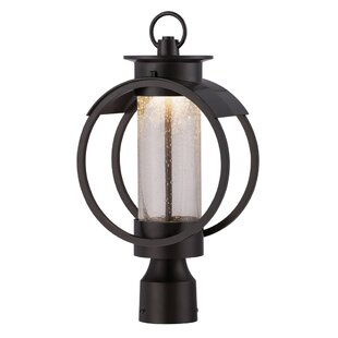 Schreiner LED Lantern Head by Breakwater Bay