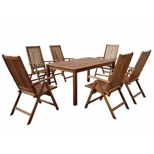 France 6 Seater Dining Set By Quick-Star