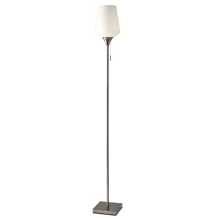 Latitude run derry 71 torchiere floor lamp reviews wayfair derry 71 torchiere floor lamp aloadofball Gallery