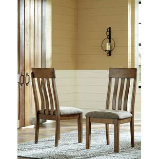 Fia Dining Chair (Set of 2) Millwood Pines
