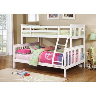 Hippocrates Twin/Full Bunk Platform Bed