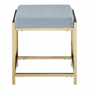 Kruetzen Dressing Table Stool By Wade Logan