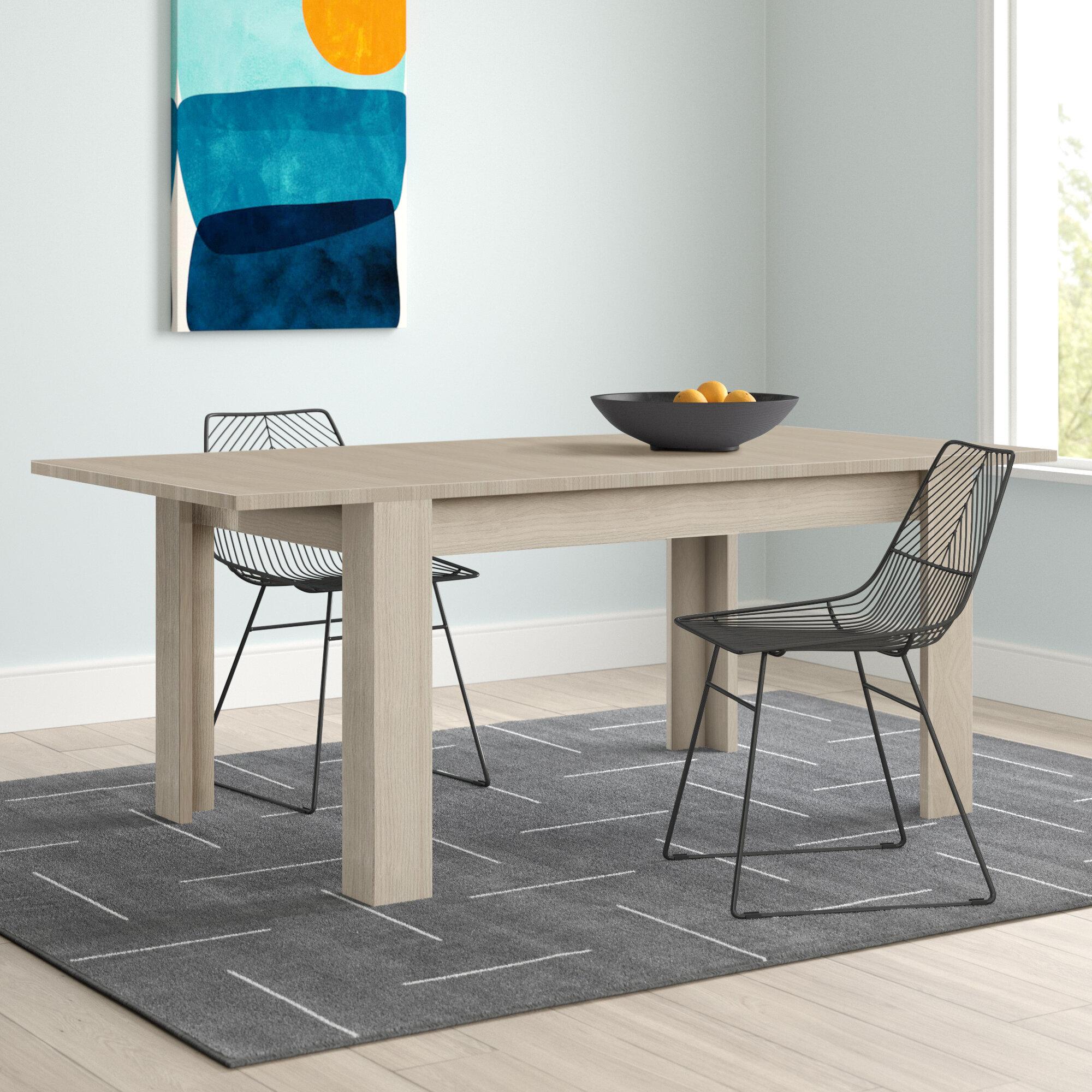 Hykkon Melissa Folding Dining Table