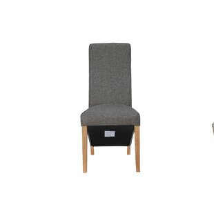Honaye Upholstered Dining Chair (Set Of 2) By Ebern Designs