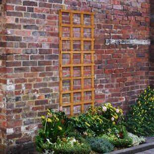 Stephany Wood Lattice Panel Trellis (Set Of 3) By Sol 72 Outdoor