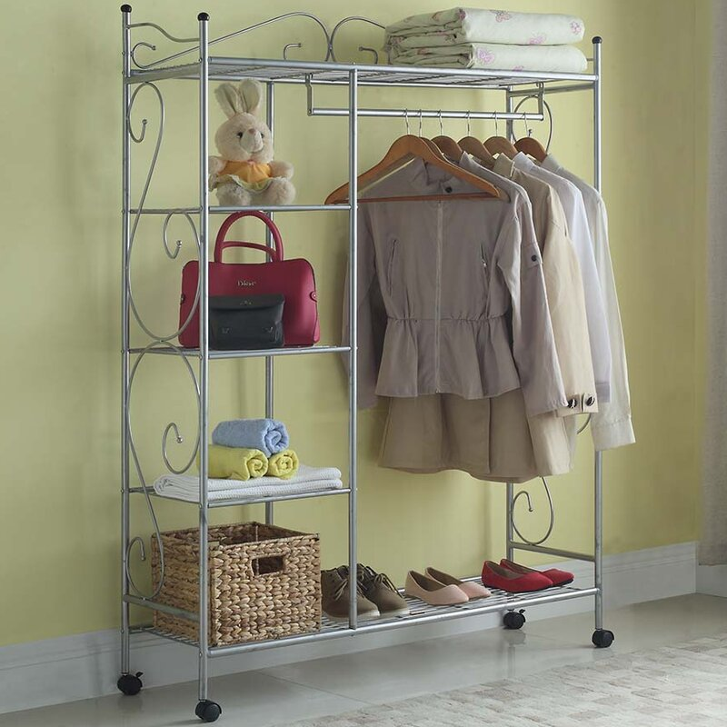 Home Storage Solutions 48 W Closet System