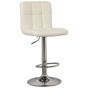 Friedland Adjustable Height Swivel Bar Stool (Set of 2)