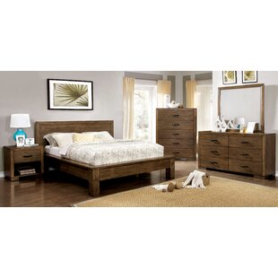 Fort Gibson 6 Drawer Double Dresser by Loon Peak