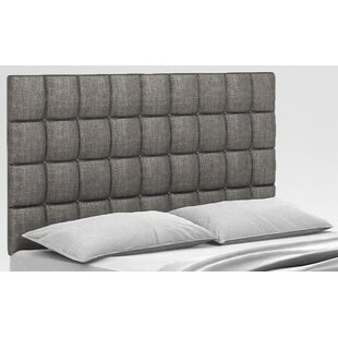 Review Emma Upholstered Headboard