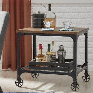 Mercury Row Corvus Bar Cart
