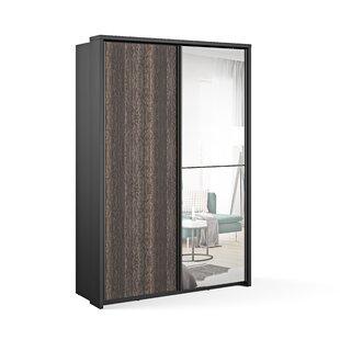 Somerton 2 Door Sliding Wardrobe By Ebern Designs
