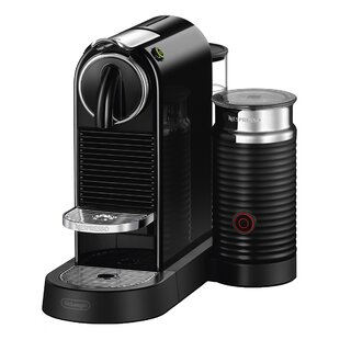 DeLonghi Nespresso Citiz and Milk Single-Serve Espresso Machine