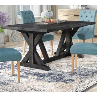 Sydney Solid Wood Dining Table by Laurel ..