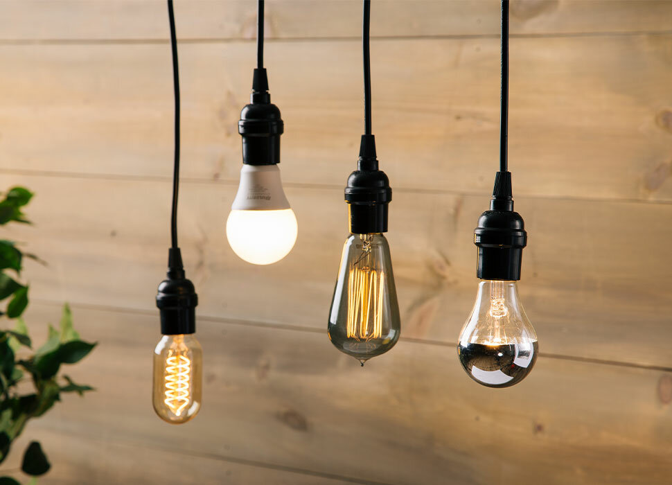 Types Of Lightbulbs How To Choose The Right One Wayfair