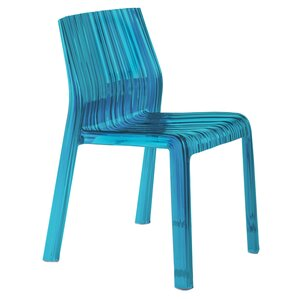 Frilly Patio Dining Chair (Set of 2) by Kartell