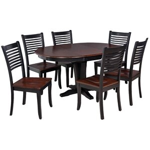 Valleyview 7 Piece Dining Set by TTP Furn..