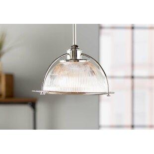 Trent Austin Design Brickford 1-Light Dome Pendant