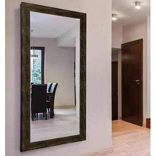 Loon Peak Brushed Classic Wall Mirror