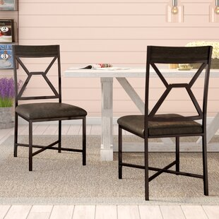 Ruggerio Back Side Chair (Set of 2) by La..