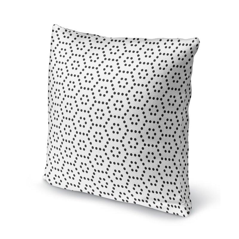 Ivy Bronx Rosio Cotton Geometric Euro Pillow Wayfair