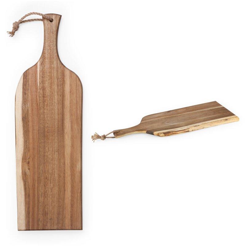 Wood Artisan Acacia Serving Platter