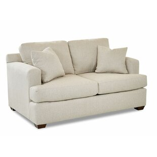 Brynn Loveseat by Wayfair Custom Upholste..