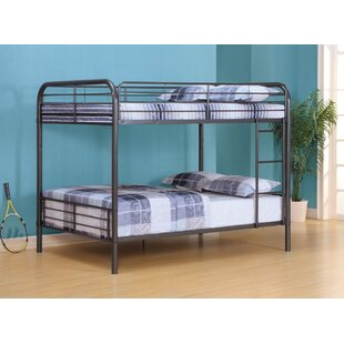 Higbee Bunk Bed by Zoomie Kids Great Reviews