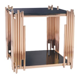 RMG Fine Imports Mauris End Table