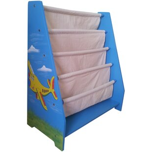 Travel Children's 71cm Book Display by Just Kids