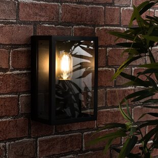 Grijalva Outdoor Sconce By Brambly Cottage