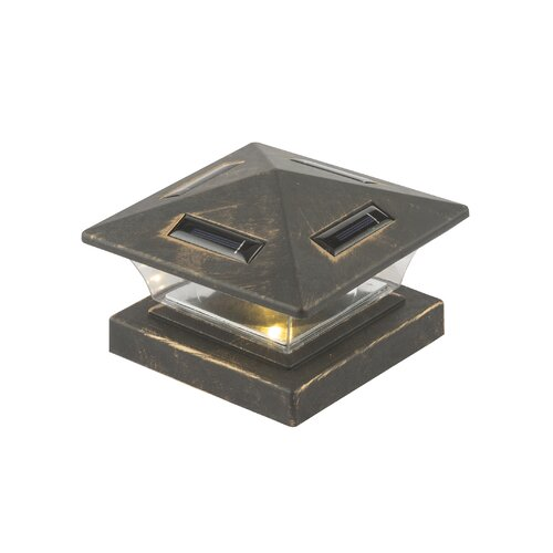 LED-Dekoleuchte 1-flammig Sarai Marlow Home Co. Farbe des Schirms: Schwarz   Lampen > Dekolampen   Marlow Home Co.