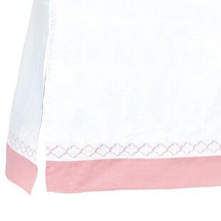 Compare & Buy Keepsake Crib Dust Ruffle/Crib Skirt ByJust Born