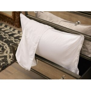 Pillow Protectors 360 Thread Count (Set of 2) by Down Inc.