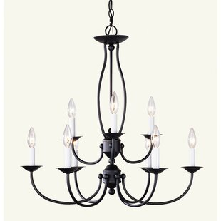 Three Posts Williams 9-Light Chandelier