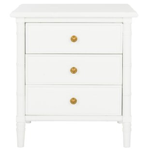 Aylin 3 Drawer Nightstand