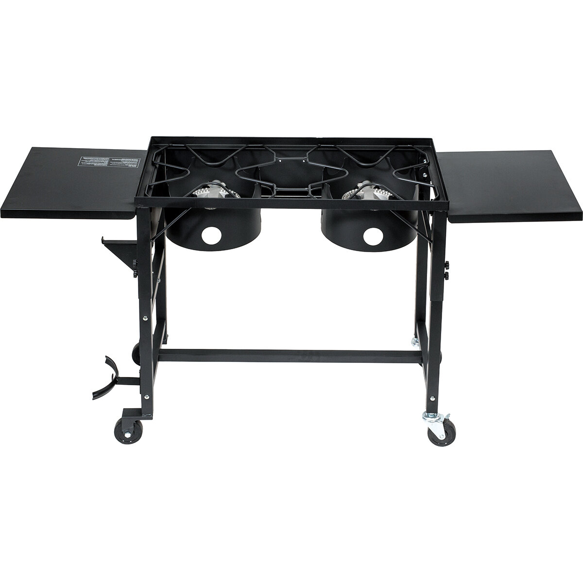 Barton 2 Burner Propane Outdoor Stove Reviews Wayfair
