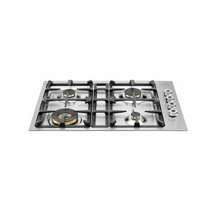 Pro Series 30 Gas Cooktop with 4 Burners