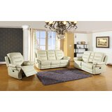 Gaitani 3 Piece Reclining Living Room Set by Red Barrel Studio®