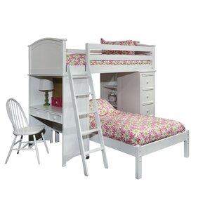 Hollywood Loft Bedroom Set | Wayfair