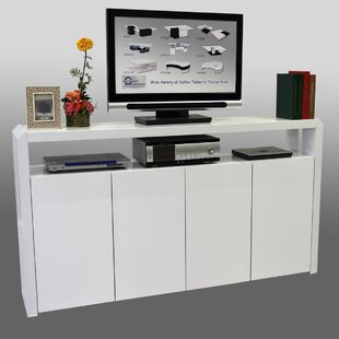 4 Door Accent Cabinet by Best Quality Furniture