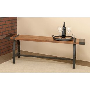 Read Reviews Wood Bench ByCole & Grey