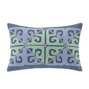 Kamala Cotton Lumbar Pillow