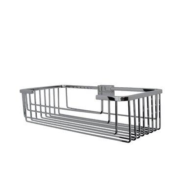Valsan Essentials Solid Brass Wall Mounted Shower Caddy | Wayfair